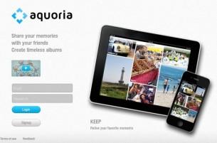 aquoria homepage