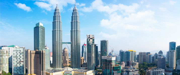 Kaula Lumpur skyline