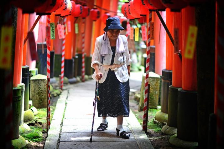 Japanese Elderly
