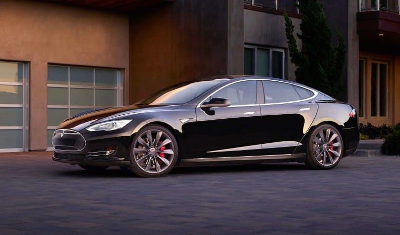 Tesla model s teslaeyecatch voltagebd Choice Image