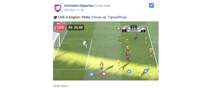 facebooksportslive