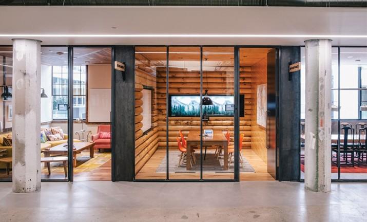 Airbnbのハドルルーム