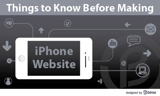 硅谷设计师:制作iPhone网页的小贴士