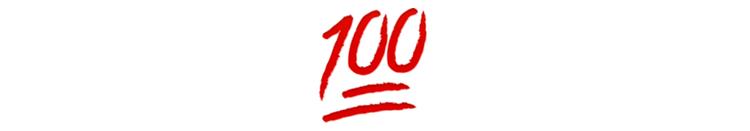 Japanese_emoji_100_means