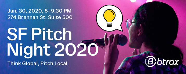 SF Pitch Night 2020 Newsletter Banner