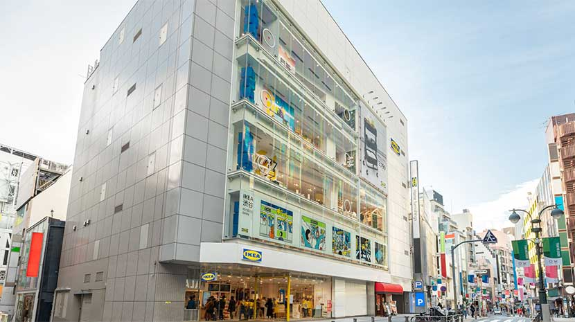 IKEA Shibuya Store
