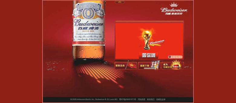 An Average US Brand in the China Market - The Budweiser Story