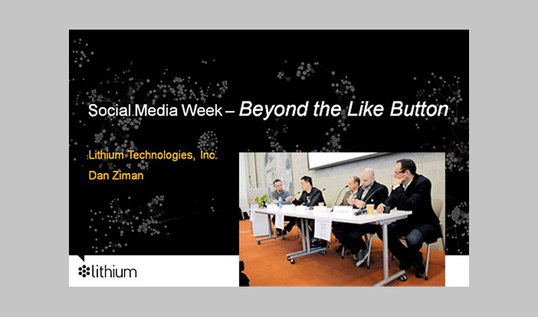 SMWSF Event Summary - How to Use Social Currency to Identify Influencers - Epilogue