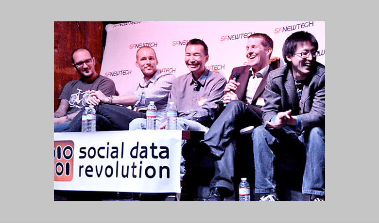 "SF New Tech Event Summary - How to leverage the ""Social Data Revolution"" Part 2"