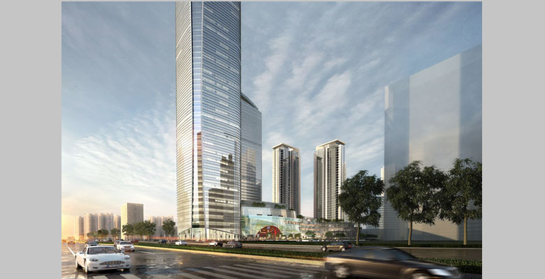 Building the Future - Gensler Goes Global in China