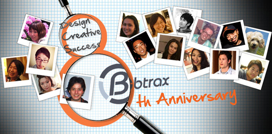 8 Prosperous Years at btrax