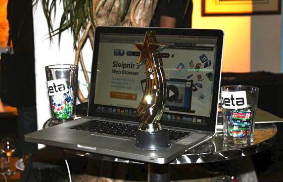 Sleipnir Browser Wins People's Choice Award