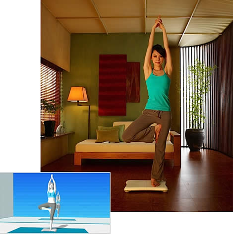 Get Fit with Wii Fit