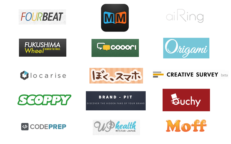 Top 15 Startups to Compete at Tokyo Semi-Final