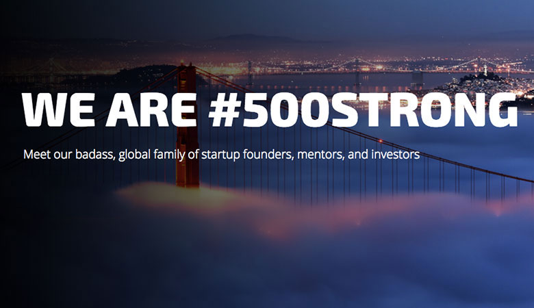 4 Asian Companies Join 500 Startups
