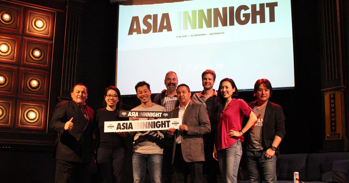 Who Won?  Bay Area and Japanese Startups Pitch at Asian Night