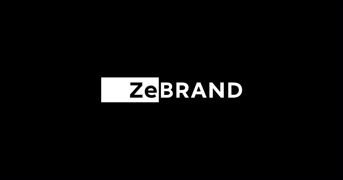 Need Help With Branding? ZeBrand Has You Covered