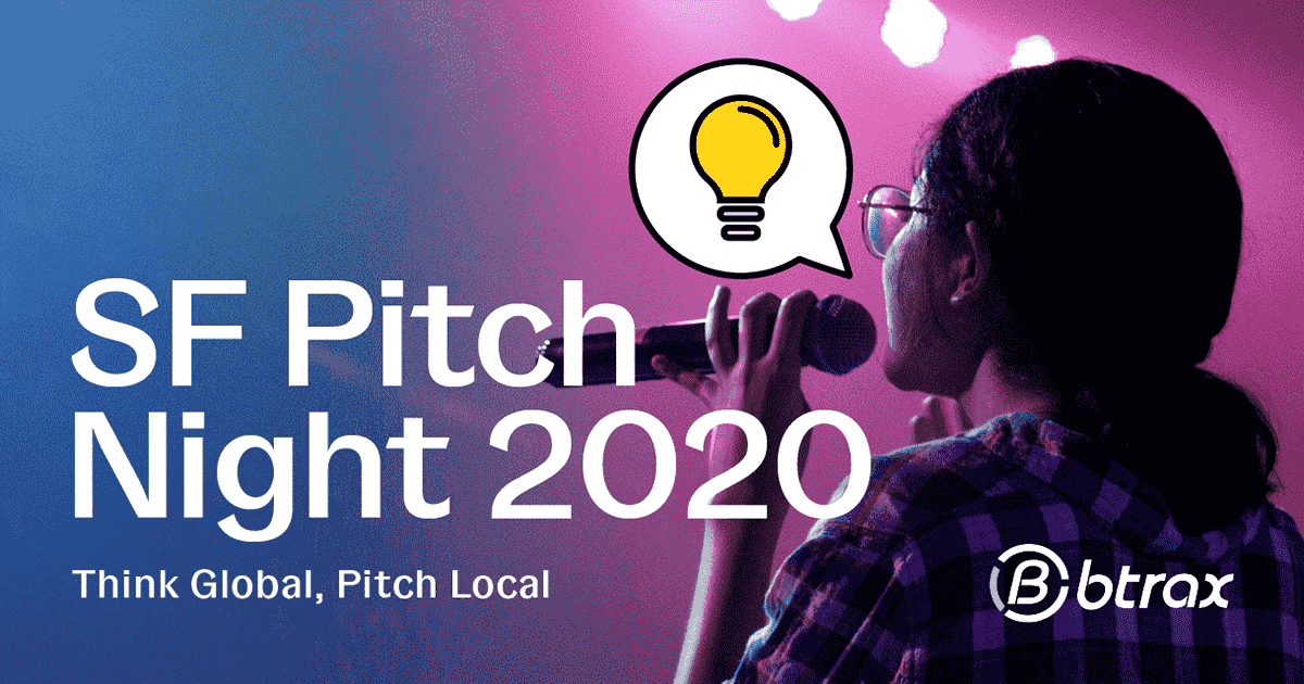 What happened at SF Pitch Night 2020?