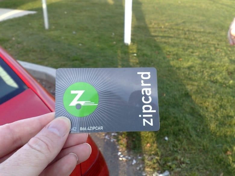 サンフランシスコでカーシェアリングのZipCarを使ってみた