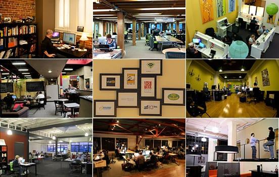最近San Franciscoで話題のCo-working Spaceまとめ