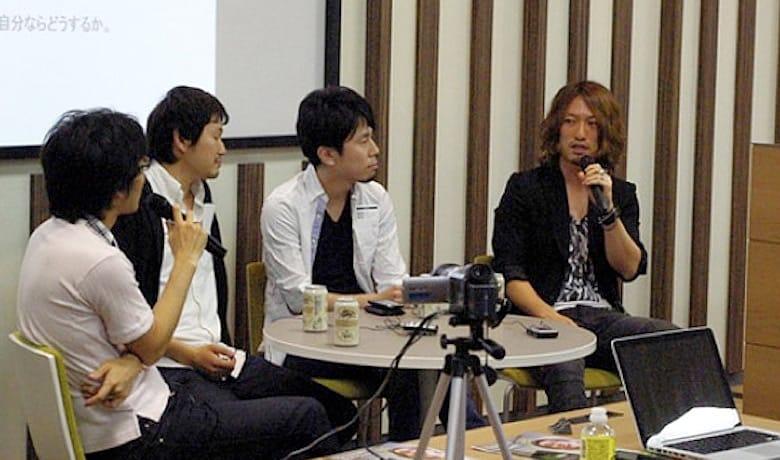東京でスタートアップイベントに参加して感じた事