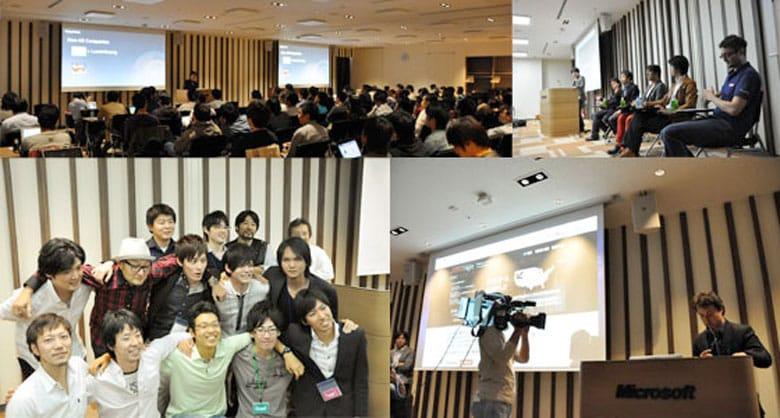 [イベントレポート] 第3回 Japan Night 日本での最終予選開催、予選通過企業6社発表