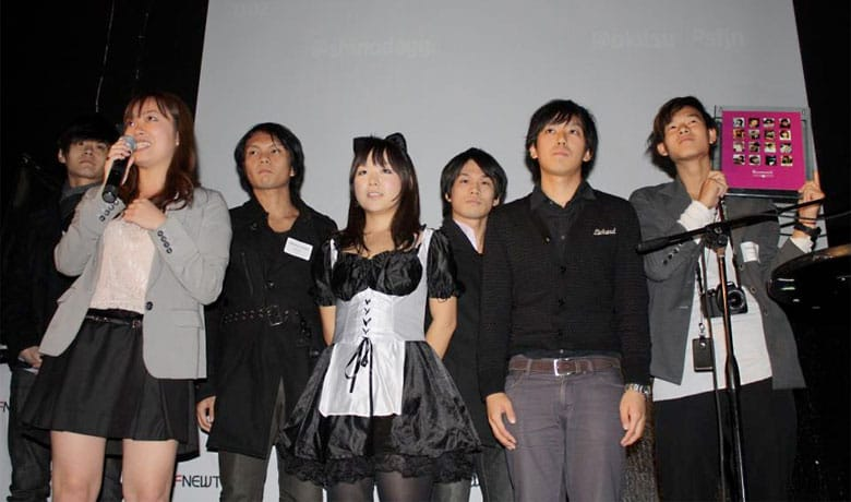 [イベントレポート] 第3回SF Japan Night