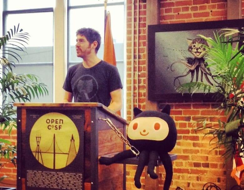 CEOが自ら語った「イノベーションを起こすためのGithubの哲学」
