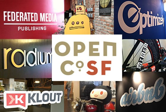 【イノベーションはこのようにして生まれる】 SF Startupオープンハウスイベント: OpenCo SF