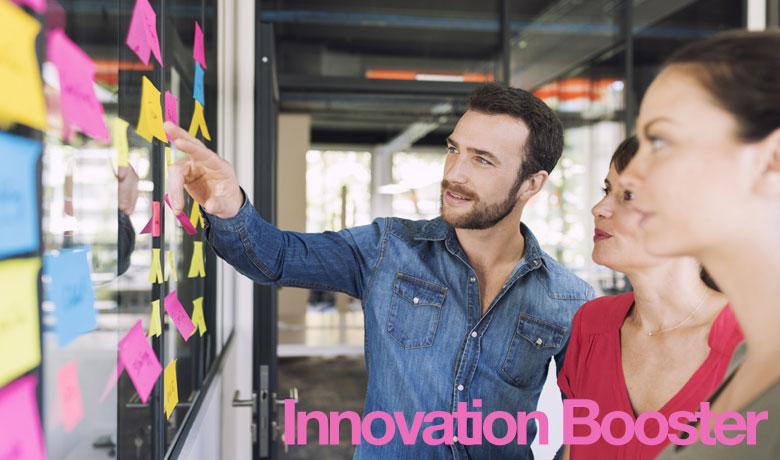 〜日本企業に世界最高峰のイノベーション環境とメソッドを〜  イノベーション ブースター