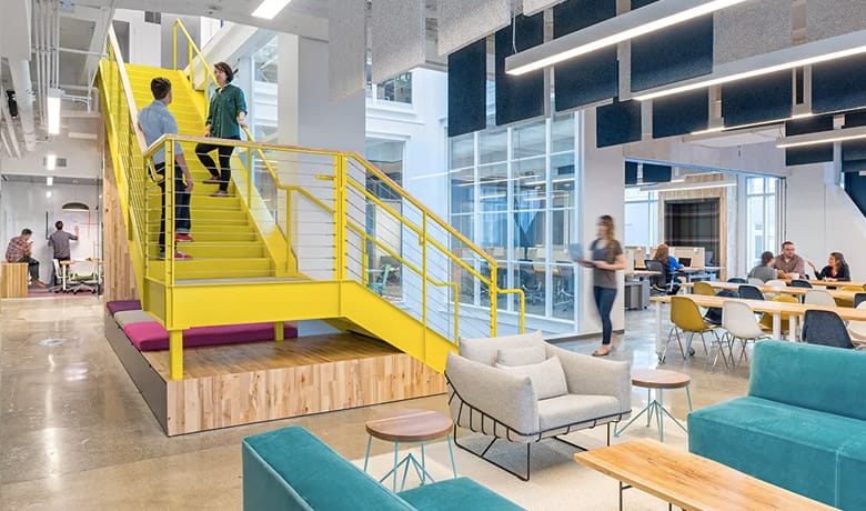 スタイリッシュなオフィスが企業に与える5つの価値 - イノベーションはオフィス環境から –