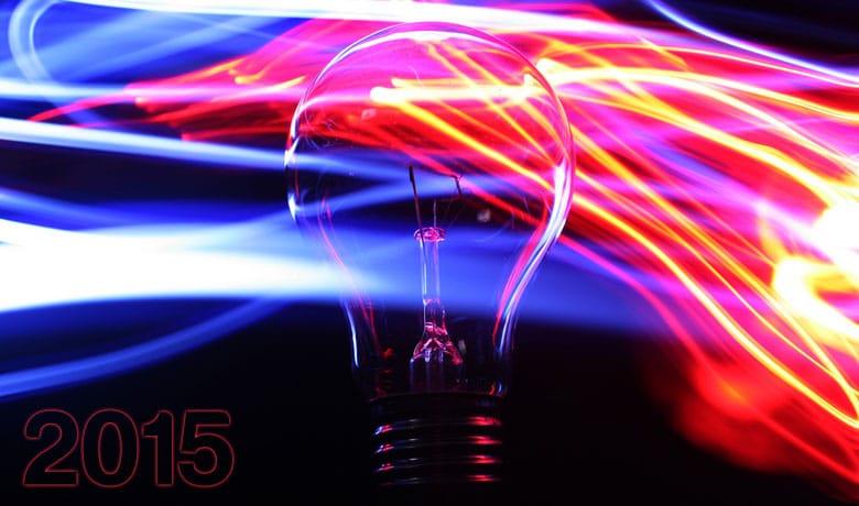 2015年に予想される13のテクノロジートレンド