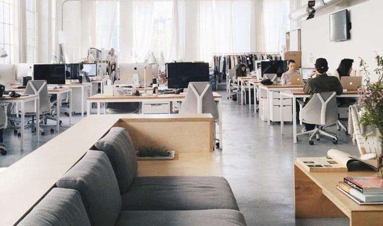 サンフランシスコのデザイン会社マップ【業種別】