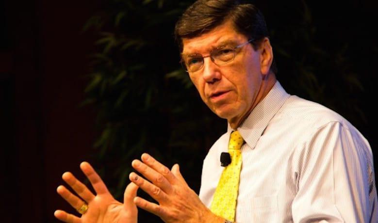 イノベーションの権威 クリステンセン教授が提唱 : 顧客に選ばれる商品の秘密とは