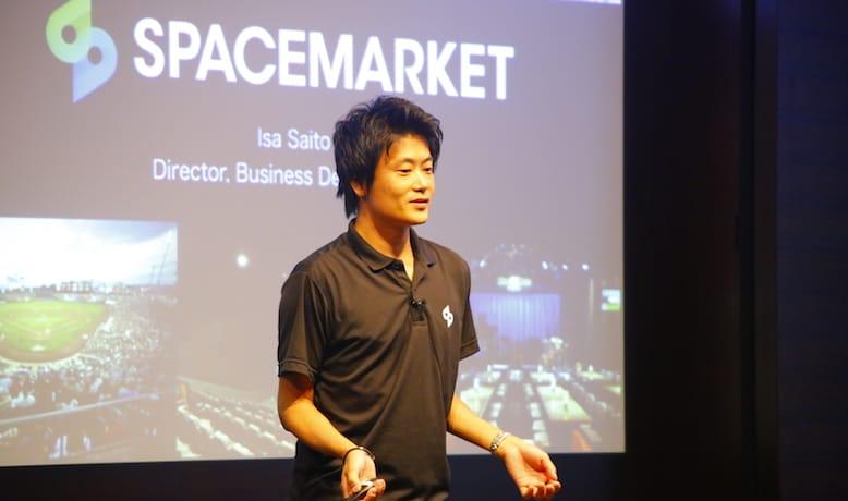 大企業からスタートアップへの転身【インタビュー】SPACEMARKET 斉藤晴久氏