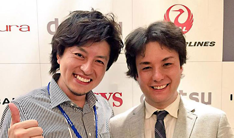 人間とAIが共存する世界に向けて、あるべき日本企業の姿とは 【対談】金島弘樹×Brandon