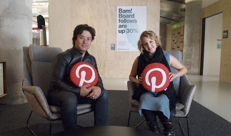 優れたUXを生み出す鍵はオフィスにある【インタビュー】Pinterest  ケイティ・バルセロナ氏