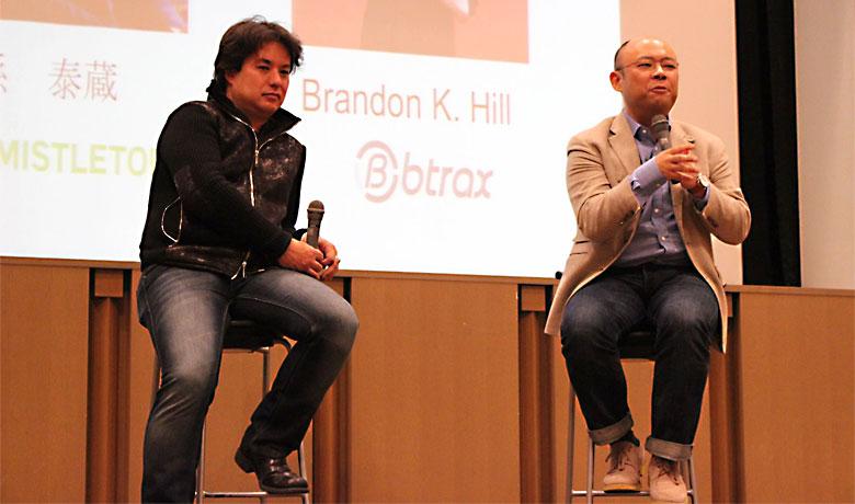 【対談】孫泰蔵氏 x Brandon Hill -スタートアップがグローバルに展開するための5つの秘訣-