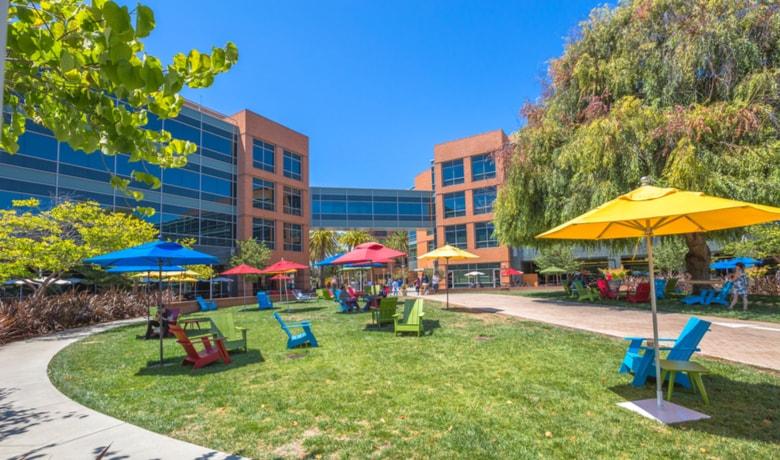 """世界4大IT企業""""GAFA""""に学ぶ次世代の働き方  (前編) -コーポレートキャンパスの実態を探る"""