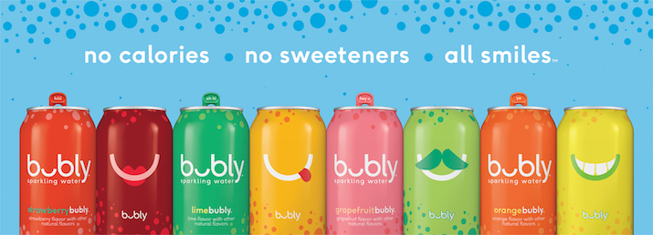 bubly pepsi sparkling water