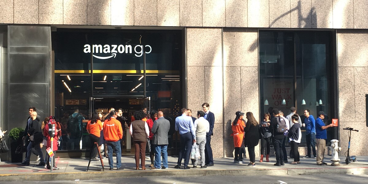 Amazon Goの仕組みは脅威となるか?サンフランシスコ店へ行ってみた