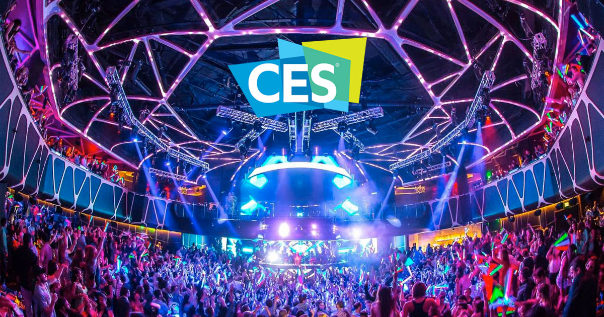 CES 2019 チェックポイント パーティー編