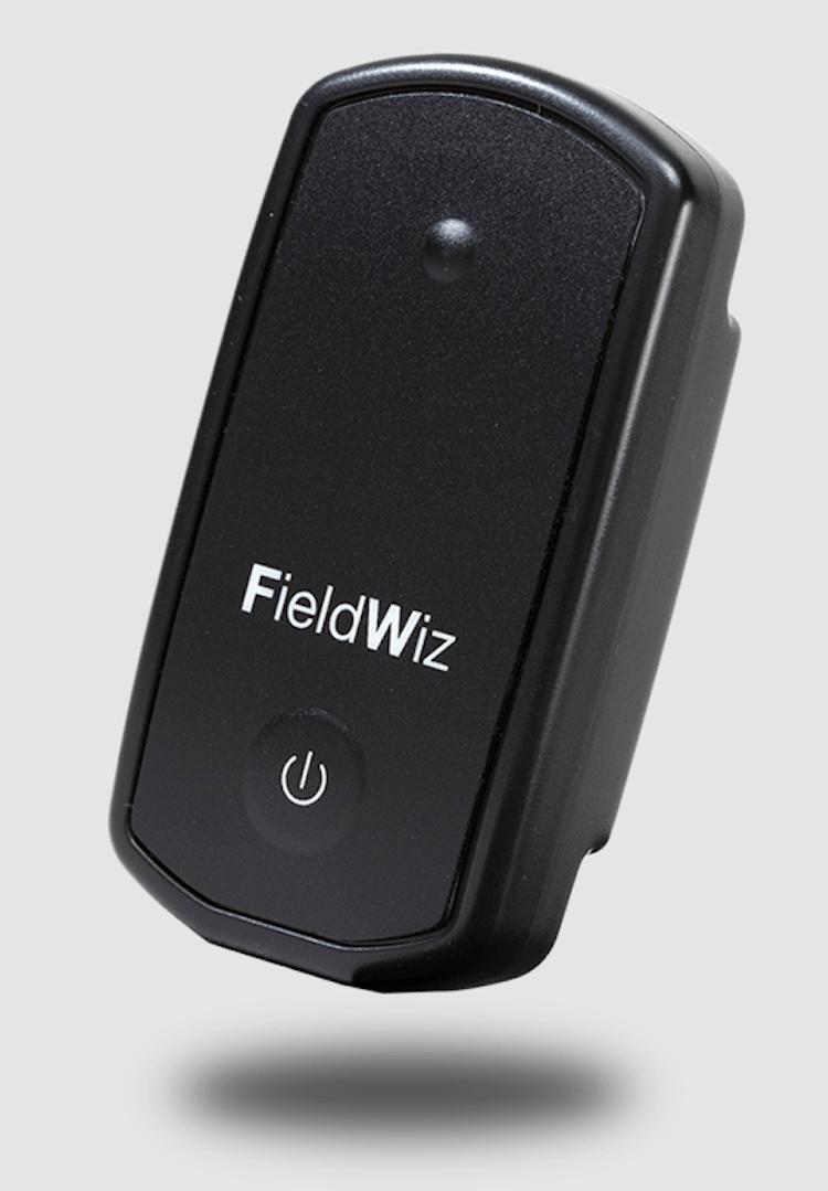 FieldWizのデバイス本体