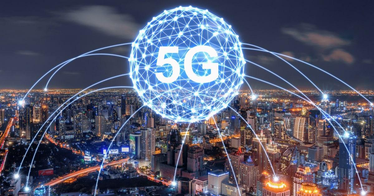5G元年!これから急成長するテクノロジー