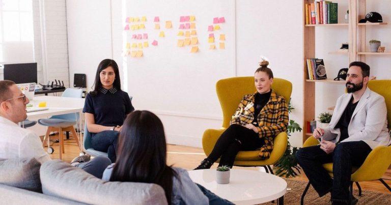 Design thinking discussion