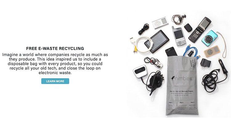 Nimble-recycle-bag