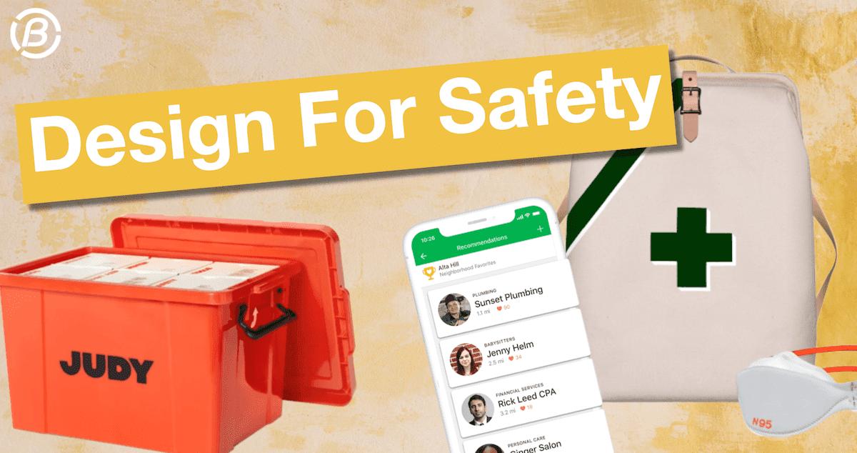 災害・防災のためのデザインを提供!緊急系スタートアップ5選
