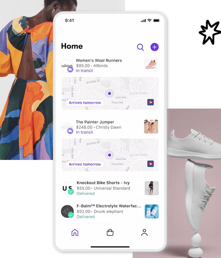 Shop-screen