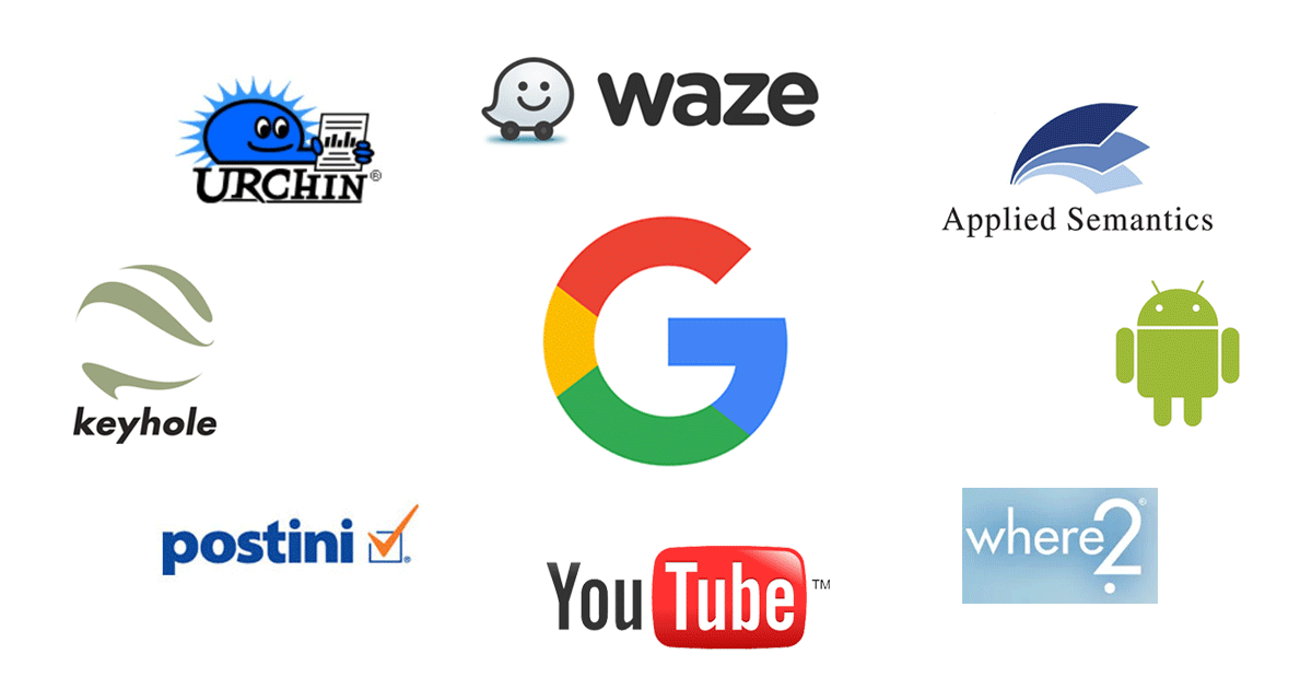 Googleによるスタートアップ買収と事業シナジー事例8選