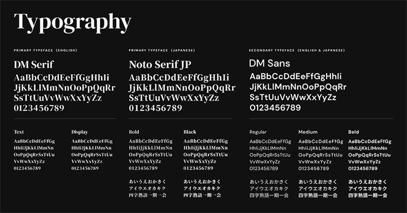 btrax typography